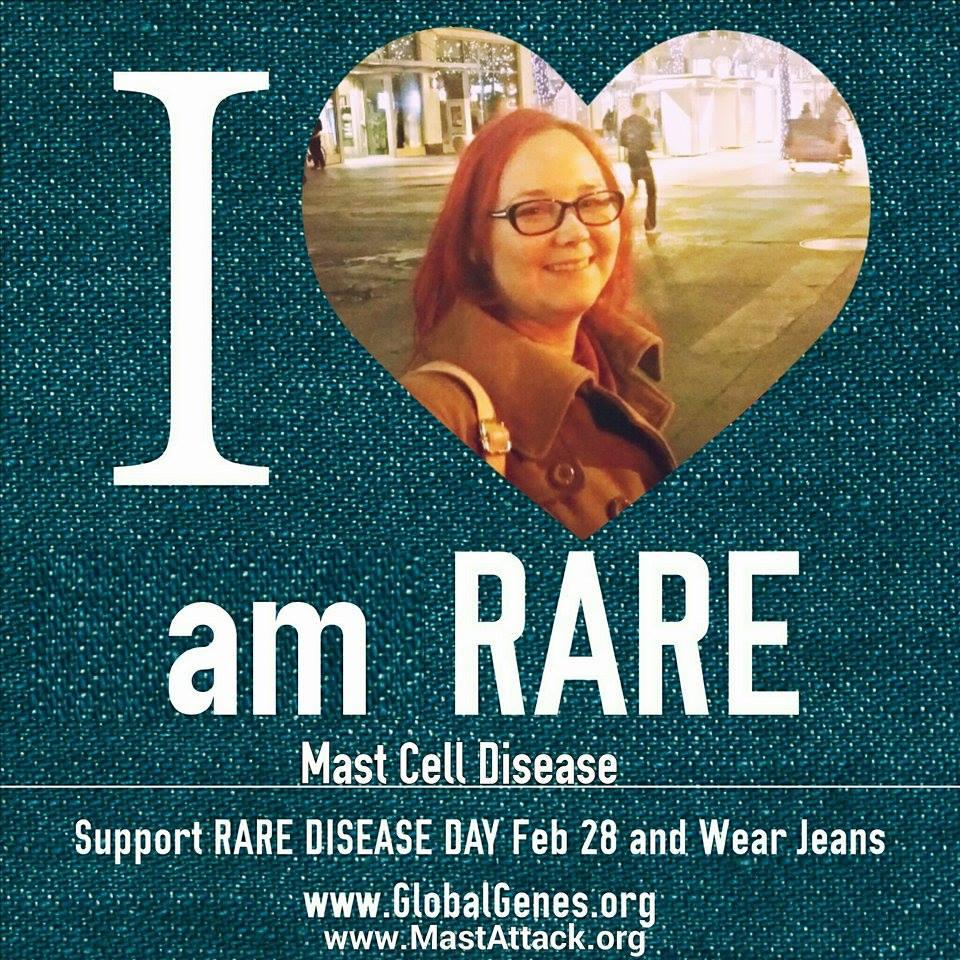 I am rare
